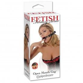 Кляп с О-кольцом Open Mouth Gag